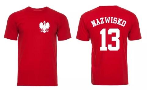 Именная футбольная футболка за 790 р. в studio-sharp.ru