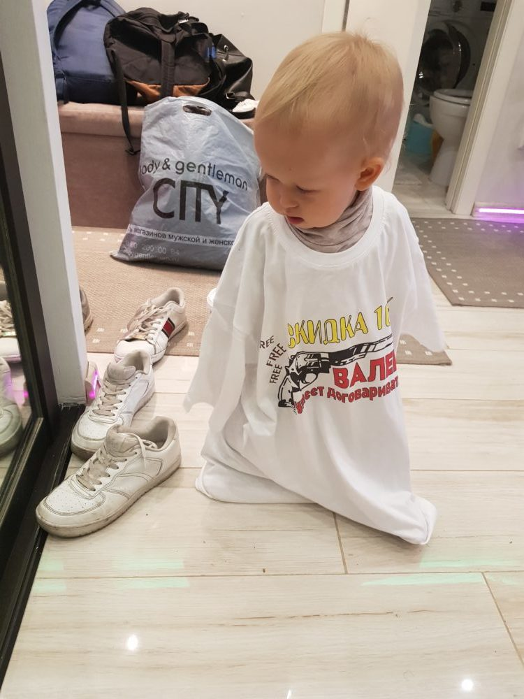 Именные футболки и печать на футболках на заказ в Москве