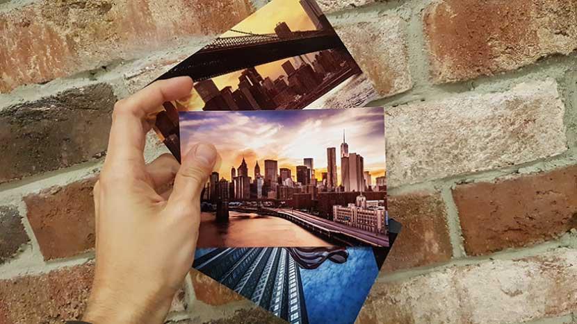 Где распечатать фото в Москве StudioSharp