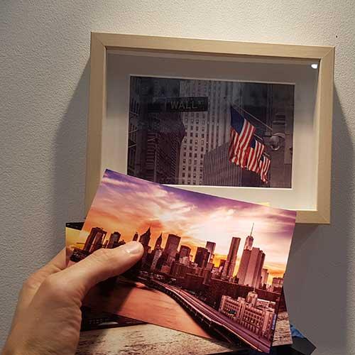 Печать фотографий на фотобумаге