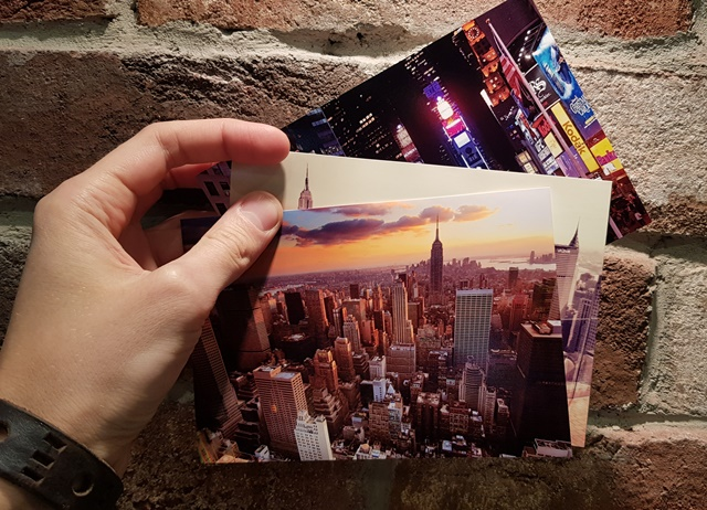 Печать фотографий из Instagram в Москве с доставкой