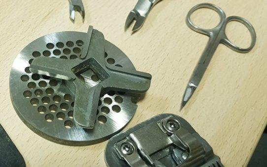 Недорогая заточка ножей для мясорубки