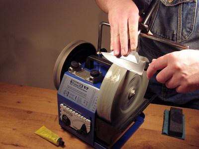 В нашем центре осуществляется высококачественная и профессиональная заточка сверла ножей