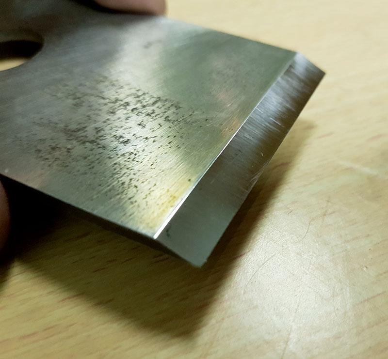 заточка ножей рубанка