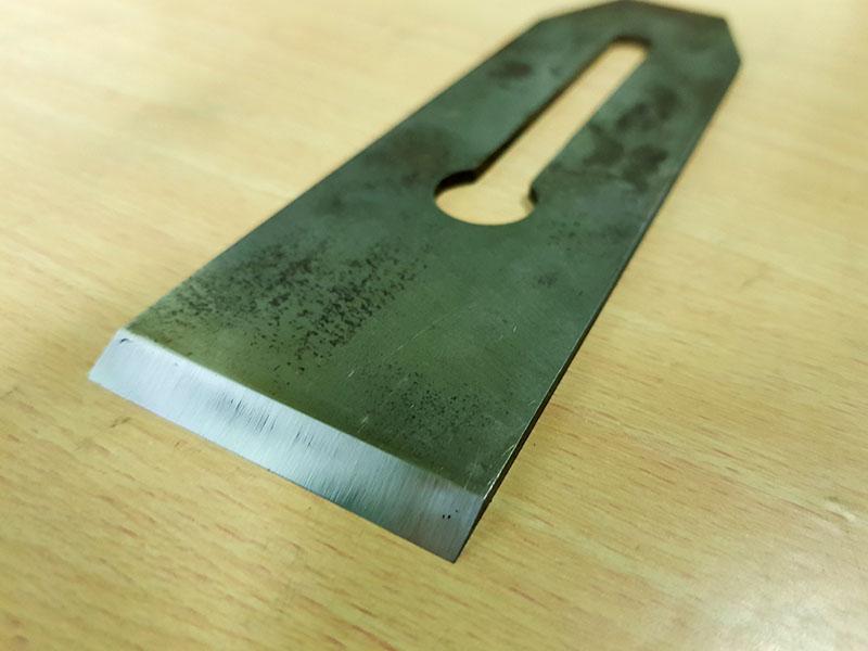 заточка плоских ножей