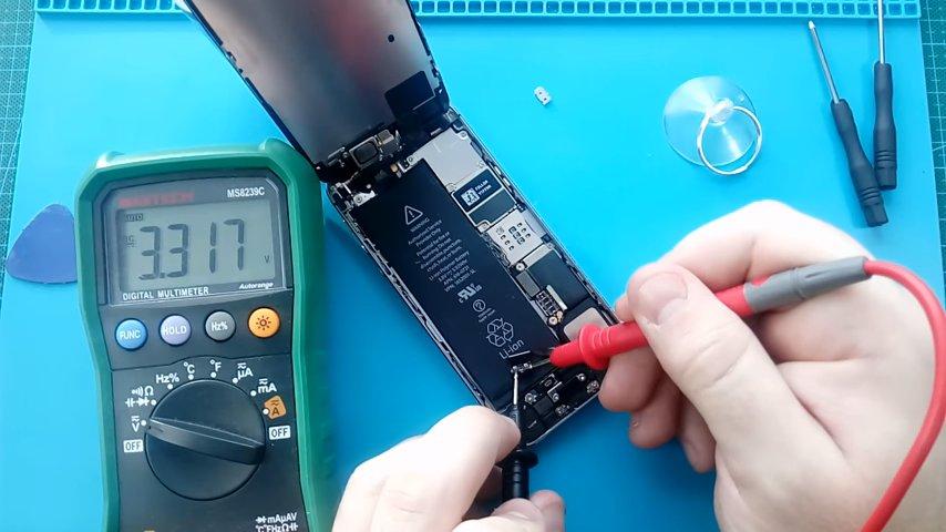 ремонт iphone 5 s