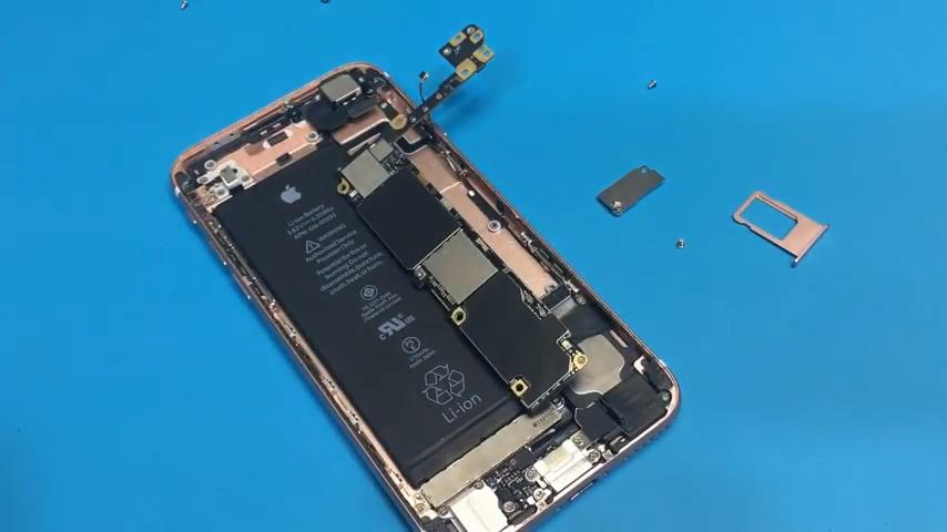 ремонт кнопки блокировки на iphone 5