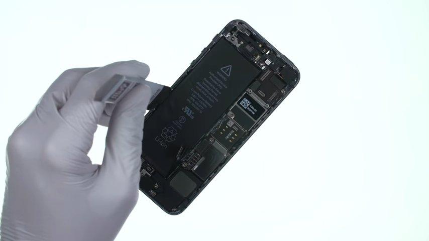 ремонт айфона 5s