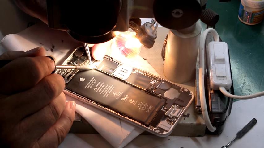 замена дисплея iphone 6 цена