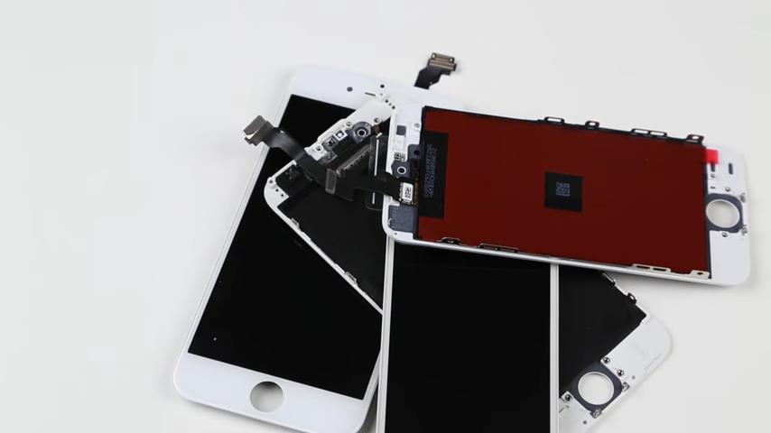 замена дисплея iphone 7