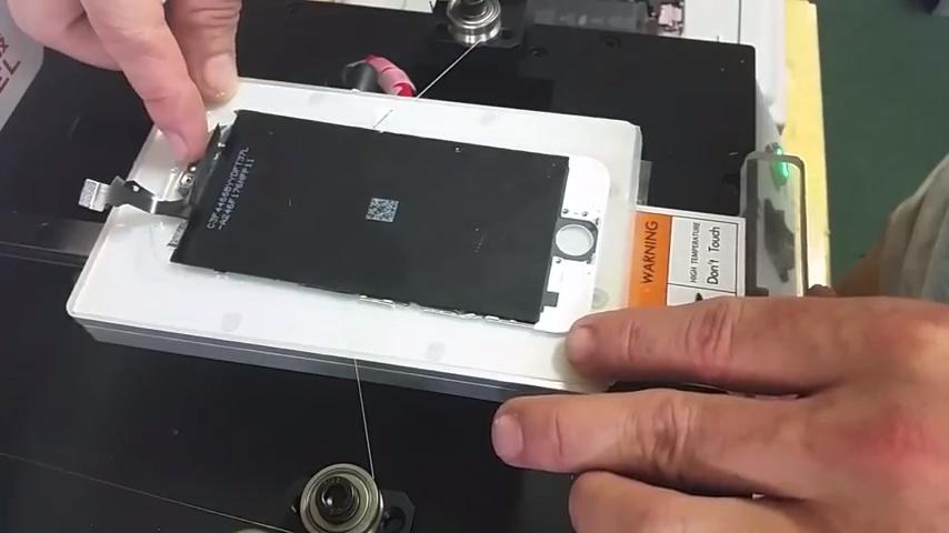 замена рамки дисплея iphone 5s