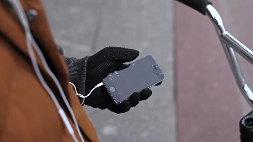 замена стекла iphone 6