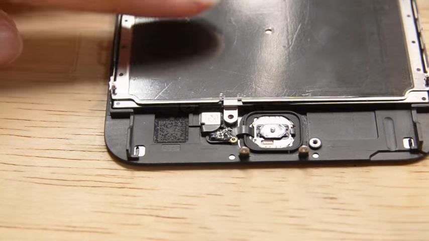 замена дисплея iphone 6s