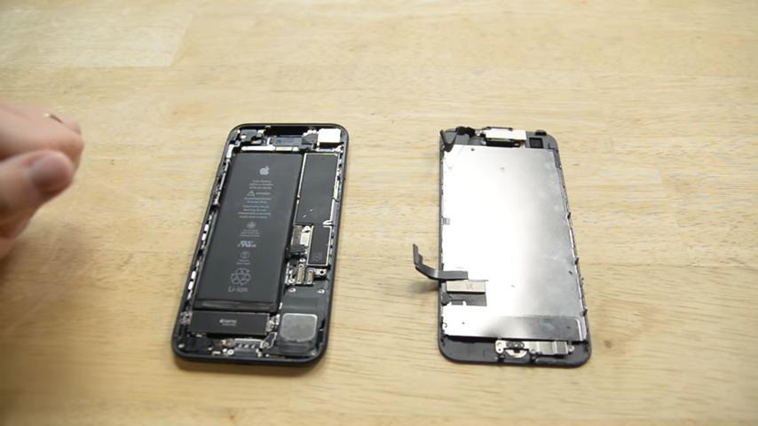 замена дисплея iphone 7 оригинал