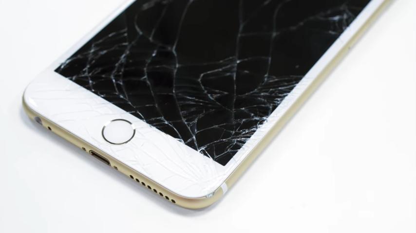 замена стекла на айфоне 6 s цена