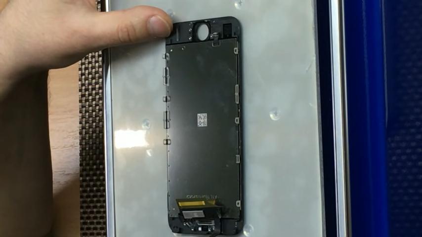 замена стекла iphone 6s
