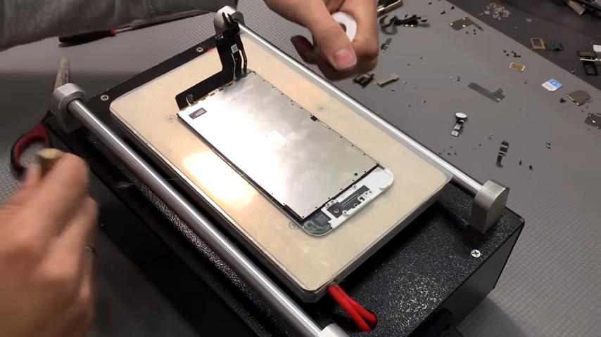 замена стекла iphone 7 цена